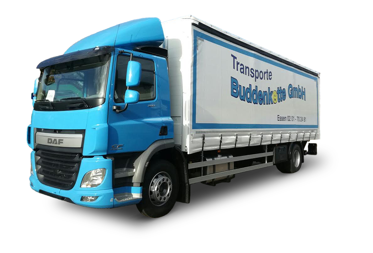 DAF Transporte Buddenkotte Essen