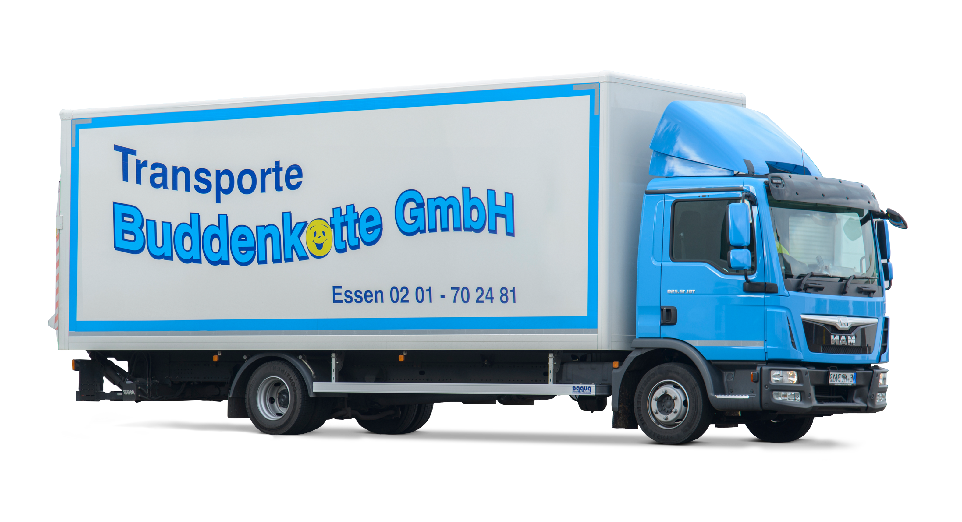 MAN Transporte Buddenkotte GmbH